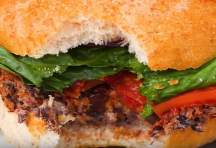 Jak zrobić roślinne burgery