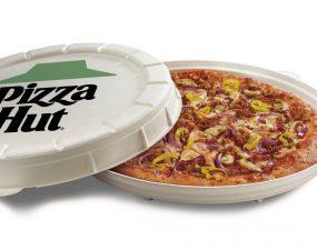 bezmięsna kiełbasa pizza hut