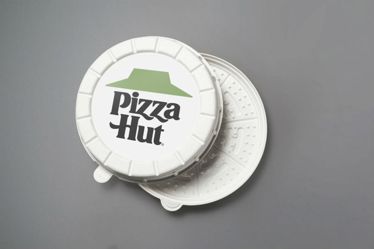okrągłe pudełka na pizzę