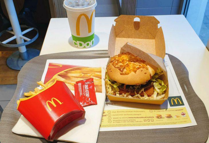 Burger Drwala Wege McDonalds