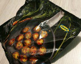 Kulki wegetariańskie Ikea